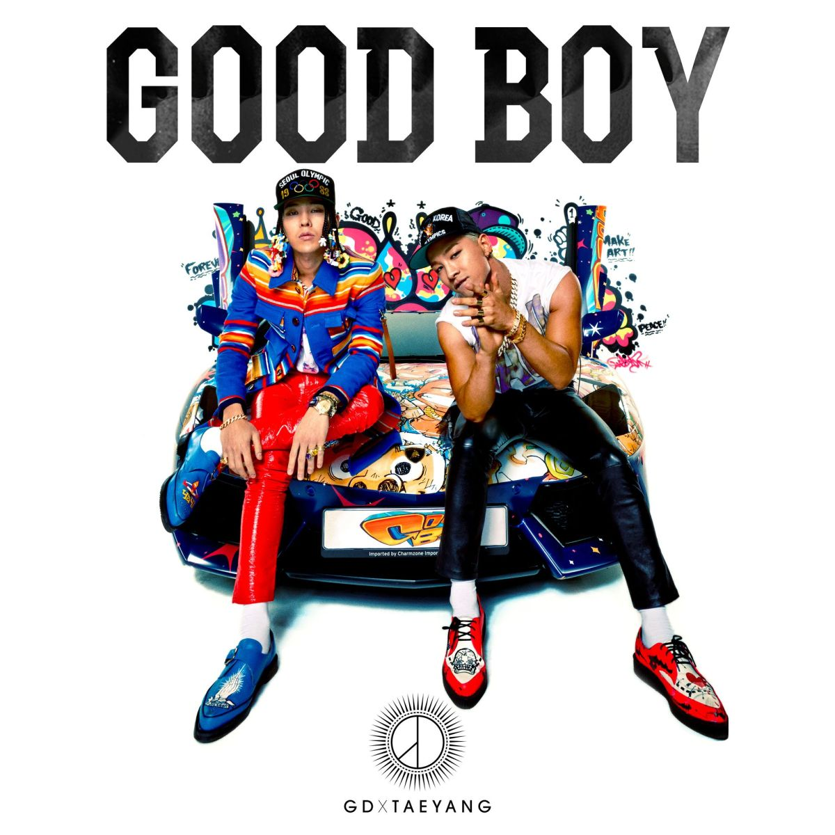 GD X TAEYANG - GOOD BOY - Hangul & Romanization Lyrics